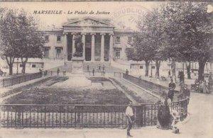 France Marseille Le Palais de Justice