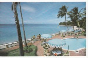 Pool, Cobblers Cove Hotel, ST. PETER, Barbados, The West Indies, 40-60s
