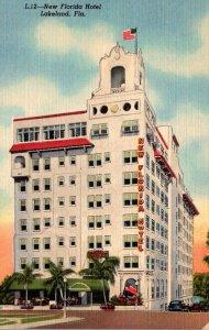 Florida Lakeland New Florida Hotel Curteich