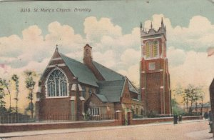 BROMLEY , London , England , 1911 ; St Mark's Church