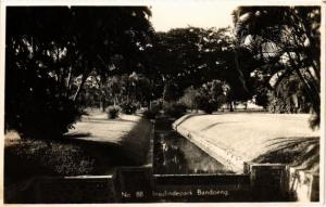 CPA Indonesia, Insulindepark Bandoeng (360683)