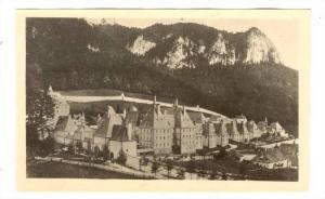 RP: Le Monastere de la Grande Chartreuse et les cretes du Grand-Som,France,20...