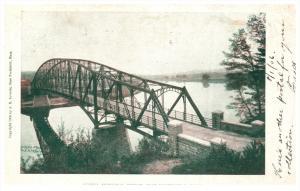 massachusetts   Northfield  Schrell Memorial Bridge