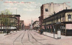 GRAND RAPIDS , Michigan , PU-1909; Monroe Street