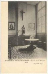 ANVERS, Belgium, Pre-1905  Pensionnat des Soeurs de Notre=Dame.-Anvers, Rue d...