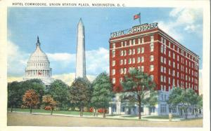 Hotel Commodore at Union Station Plaza - Washington, DC