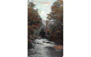 Minisceongo Creek in Haverstraw, New York
