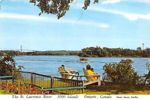 St Lawrence River - Ontario, Canada