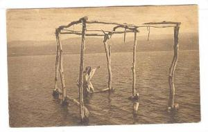 The Dead Sea, Jerusalem, Palestine, 1900-1910s