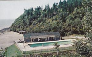 Swimming Pool , Fundy National Park, New Brunswick , Canada , 50s-60s