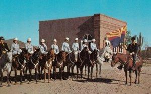 Camp Verde Saddlettes, 1884 Valley National Bank, 1940-60s