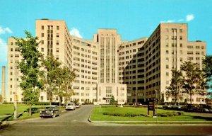 New York Buffalo Veterans' Administration Hospital