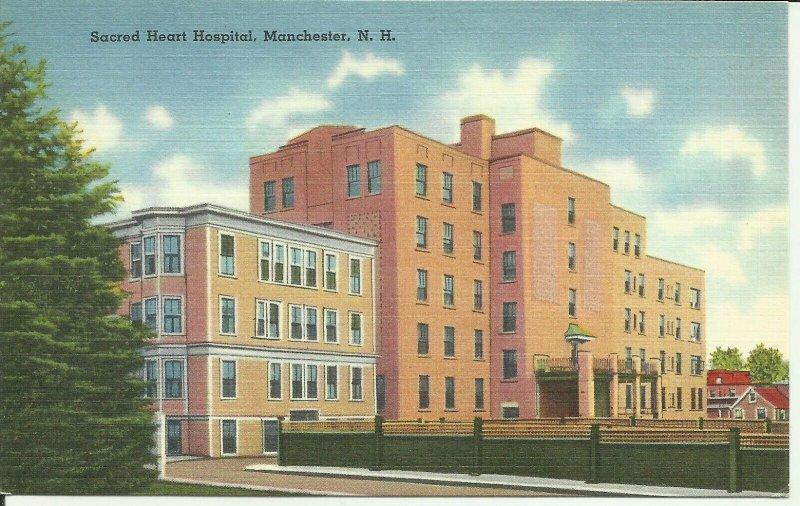Manchester, N.H., Sacred Heart Hospital