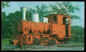 Sugar Cane Locomotive