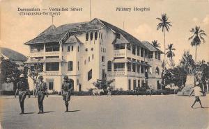 German East Africa Tanzania Dar es Salaam Versailles Street, Military Hospital