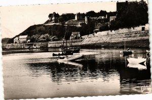 CPA CARTERET - Le Port a marée basse (138132)