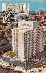 City Squire Motor Inn, New York City, New York
