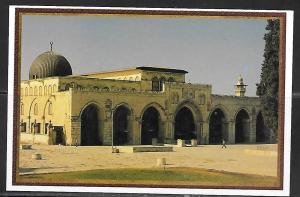 Jerusalem, Al-Aksa mosque, unused
