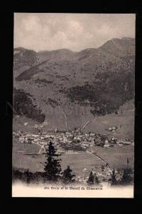 046059 FRANCE Ste.Croix et le Massif du Chasserson