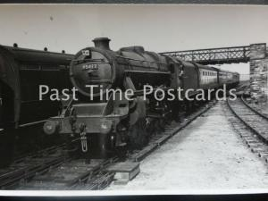 RPPC - No 45477 - Steam Locomotive