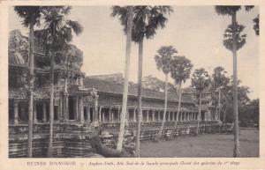 Ruines D'Angkor, Cambodia , 1900-1910s