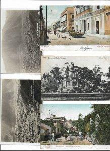 Beautiful Mexico Postcard Lot of 10 01.13