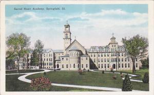 Sacred Heart Academy , SPRINGFIELD , Illinois , 00-10s