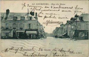CPA LE NEUBOURG Rue du Mars (1160561)