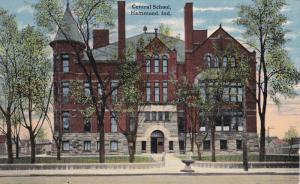 Central School , HAMMOND , Indiana , 00-10s