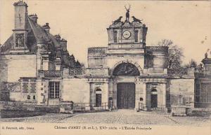 France Chateau d'Anet L'Entree Principale