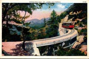 California Mount Lowe Scenic Railway