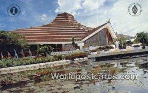 Hotel Siam Bangkok Thailand Unused