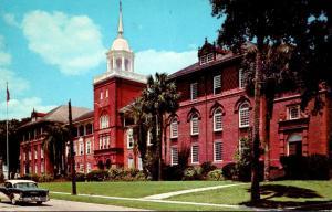 Florida Deland Elizabeth Hall Stetson University 1961