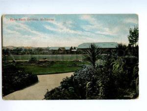 138708 Australia Victoria MELBOURNE Varra Bank Gardens Vintage