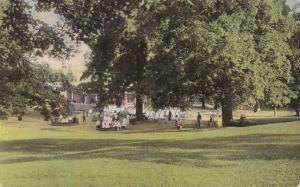 Playground in Maplewood Park, Rochester, New York - DB
