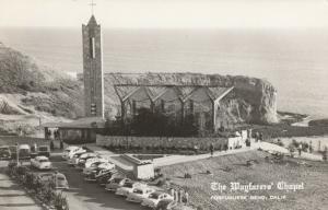 RP ; PORTUGUESE BEND, California , 40-50s; The Wayfarers' Chapel