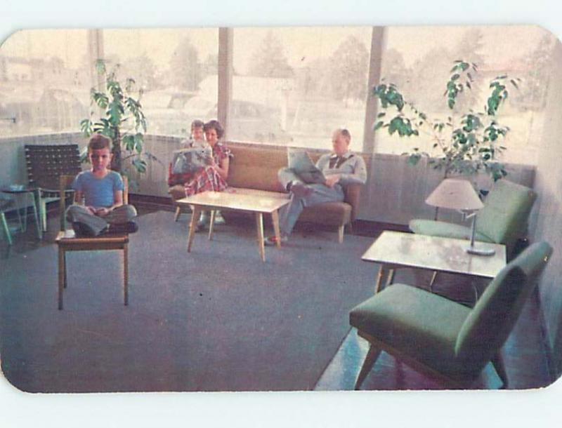 Pre-1980 MOTEL SCENE Allentown & Pittsburgh Pennsylvania PA hk1709