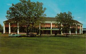 TEXARKANA , Texas , 1940-60s ; Texarkana College, New Auditorium