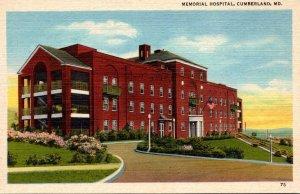 Maryland Cumberland Memorial Hospital