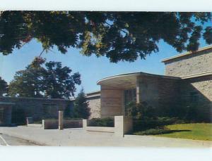 1956 Art Center Building At Greenwood Park Des Moines Iowa IA Q3516