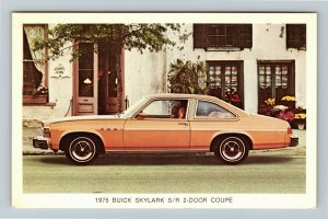 1975 Buick Skylark S/R 2-Door Coupe, Automobile, Chrome Postcard