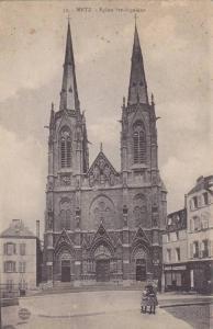Metz (Moselle), France, 00-10s ; Eglise Ste Segolene