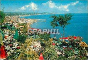 Modern Postcard Panorama Riviera Adriatica Gabicce Monte