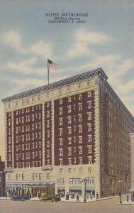 Ohio Cincinnati Hotel Metorpole