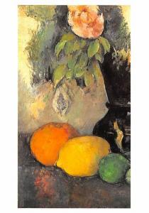 Paul Cezanne - Fruit