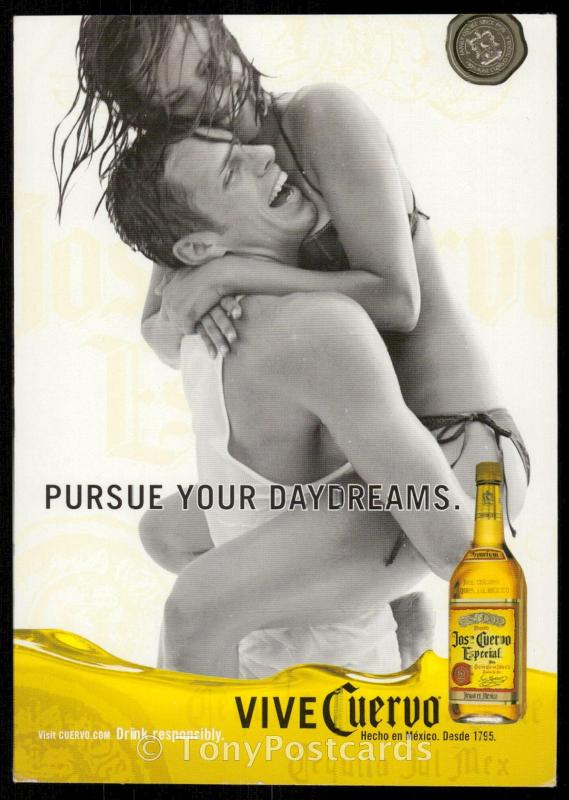 Pursue your Daydreams - Vive Cuervo