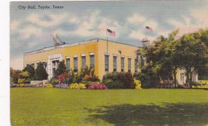 TAYLOR , Texas, 1930s-40s; City Hall