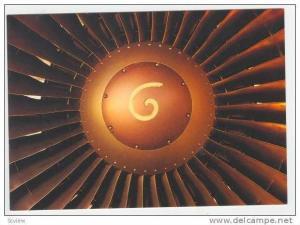 Lufthansa, Boeing 737-Jet 70s Engine Blades