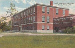 NORMAL , Illinois, 1900-10s; New Manual Training School