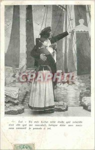 Postcard Old Him you see the Netherlands this Twinkle Star that it was she wh...